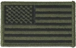 "United States Flag Patch - 3"" - Subdued"