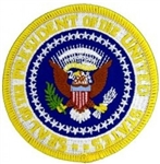 US Presidential Seal Patch