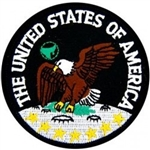 The United States Of America - The Eagle Has Landed Patch