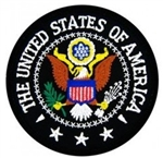 Seal Of The United States Of America Patch