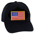 United States Flag BALL CAP or PATCH