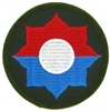 9 Infantry Division (9th) Patch