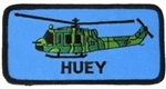 UH-1 Huey Helicopter Patch