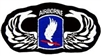 Wings, 173 Airborne Brigade Combat Team (173rd) Patch
