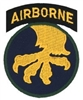 17 Airborne Division (17th) Patch
