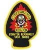 Military Police Counter-Terrorism Task Force Patch