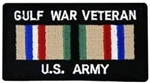 Gulf War Veteran US Army Patch