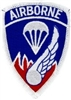 187 Airborne Infantry Regiment (187th) Patch