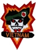 Vietnam Special Operations Group (SOG)Patch