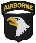 101 Airborne Division (101st) Back Patch
