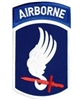 173 Airborne Division (173rd) Back Patch