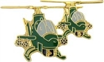 VIEW AH-1 Cobra Lapel Pin
