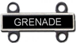US Army Qualification Bar - Grenade (Regulation Size)