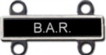 US Army Qualification Bar - B.A.R. (Regulation Size)