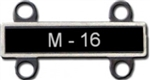 US Army Qualification Bar - M-16 (Regulation Size)