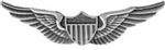 Army Aviator Badge Pin