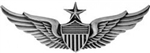 Army Senior Aviator Badge Pin