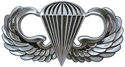 VIEW Basic Parachutist Pin