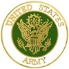 VIEW United States Army Lapel Pin