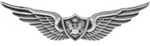 Army Air Crewman Badge Pin