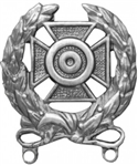 US Army Qualification Badge - Expert (Regulation Size)