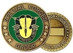 Special Forces Challenge Coin