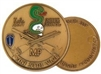 United States Army Sniper School Challenge Coin