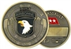 101 Airborne Division Air Assault (101st) Challenge Coin