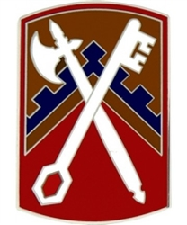 16 Sustainment Brigade (16th) CSIB (Regulation Size)