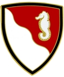 36 Engineer Brigade (36th) CSIB (Regulation Size)
