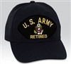VIEW US Army Retired Ball Cap