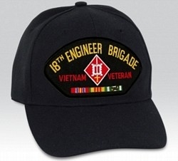 VIEW 18th Eng Bde Viet Vet Ball Cap
