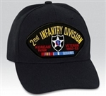 VIEW 2nd Inf Div Korea Vet Ball Cap