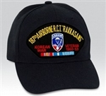 "187 Airborne Regimental Control Team ""Rakkasans"" (187th) Korea Veteran BALL CAP or PATCH"