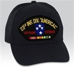 VIEW 23rd Inf Div Americal Ball Cap