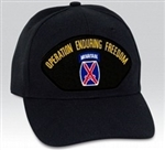 VIEW 10th Mtn Div OEF Ball Cap
