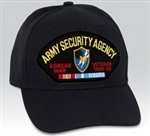 VIEW Army Security Agency Korea Ball Cap