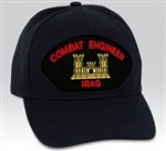 VIEW Combat Engineer Iraq Ball Cap