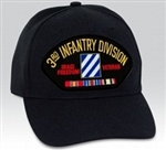 VIEW 3rd Inf Div Iraqi Freedom Ball Cap