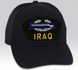 Combat Infantry Badge (CIB) Iraq BALL CAP or PATCH