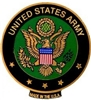 VIEW US Army Magnet