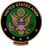 United States Army Magnet