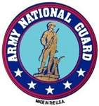 Army National Guard Magnet