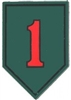 VIEW 1st Infantry Division Magnet