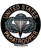 VIEW US Paratrooper Magnet