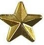 VIEW Star Decoration Device (Gold 1)