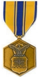 VIEW AF Commendation Medal