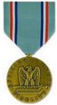 VIEW AF Good Conduct Medal