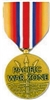 VIEW Merchant Marine WW II Pacific War Zone Medal