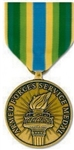 VIEW Armed Forces Service Medal